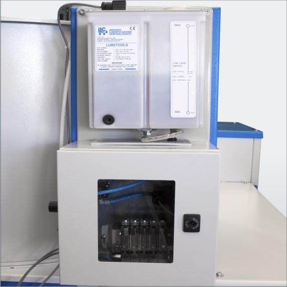Lubrication plant (3 points) - CO.MA.FER. Macchine SRL