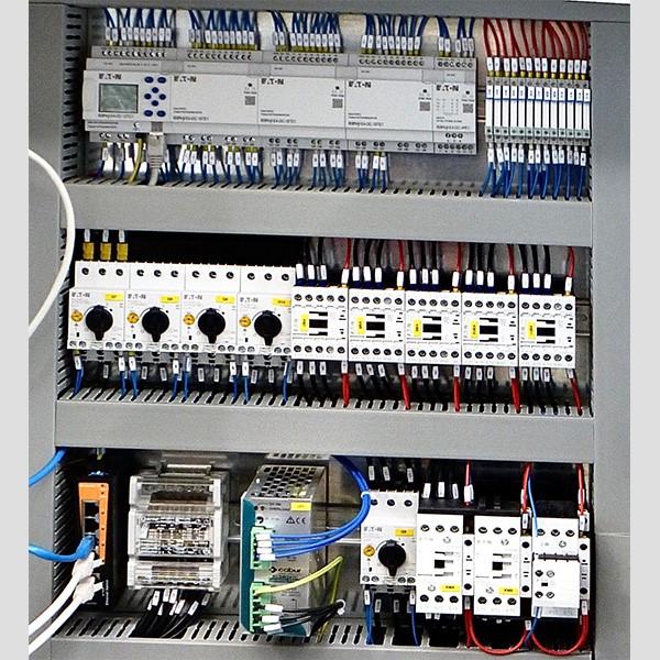 Electric control panel - CO.MA.FER. Macchine Srl