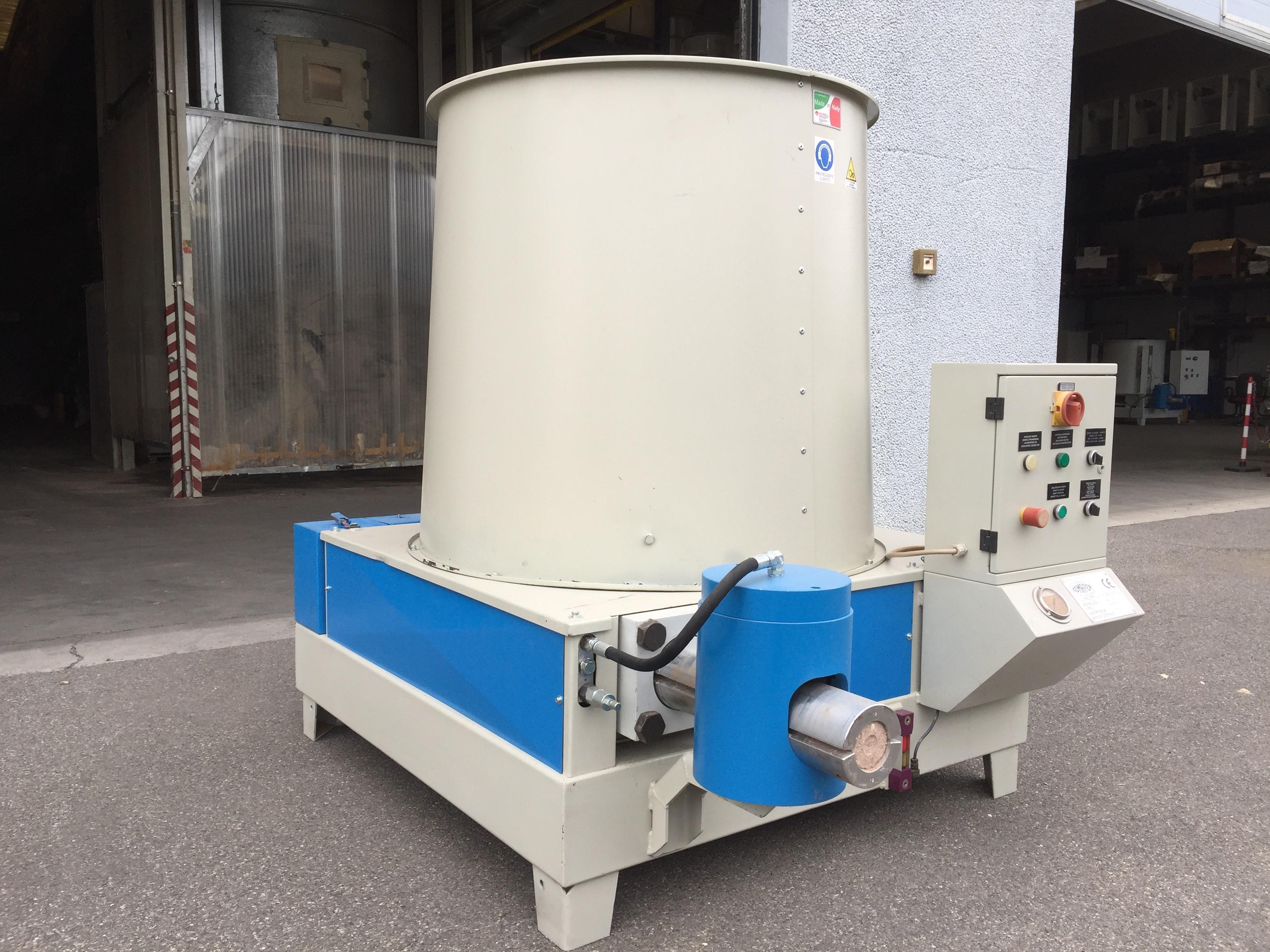 Briquetting press BRIO 65/90 - CO.MA.FER. Macchine srl