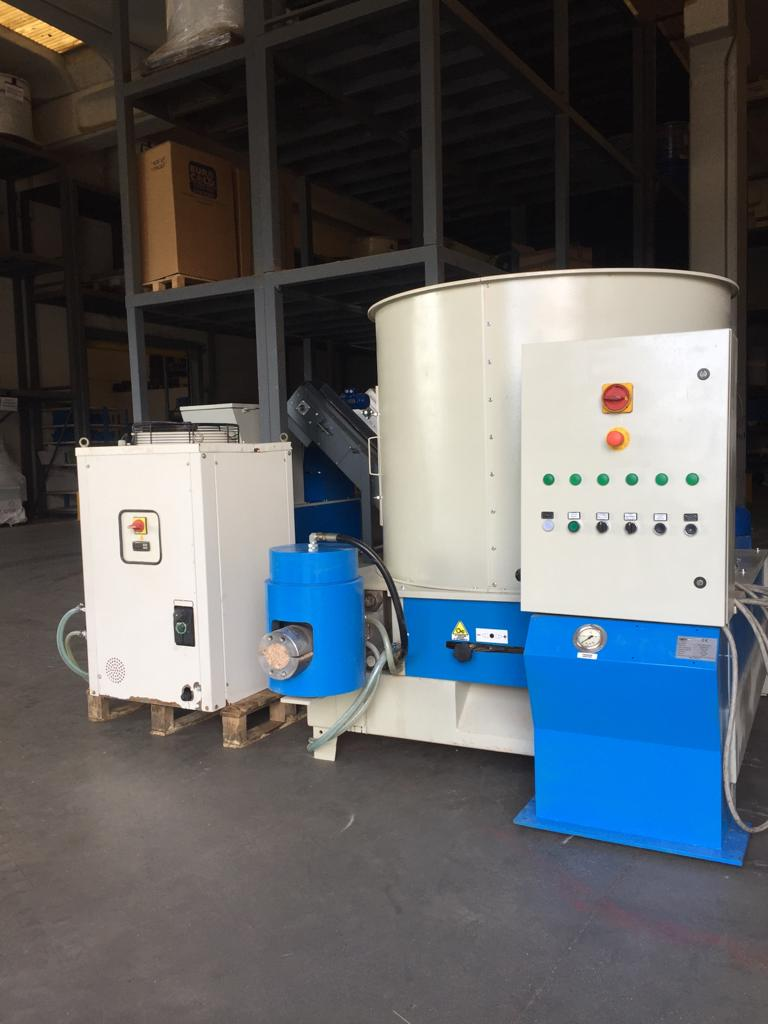 Briquetting press Dinamic 200 - CO.MA.FER. Macchine srl
