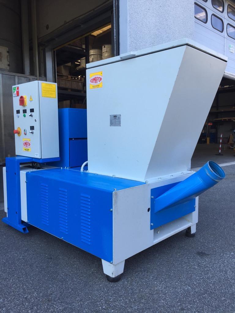 Macinatore MAC 600 Super - CO.MA.FER. Macchine srl
