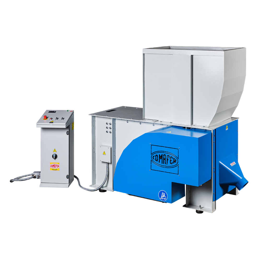 MAC SP600 Grinder - CO.MA.FER. Macchine srl