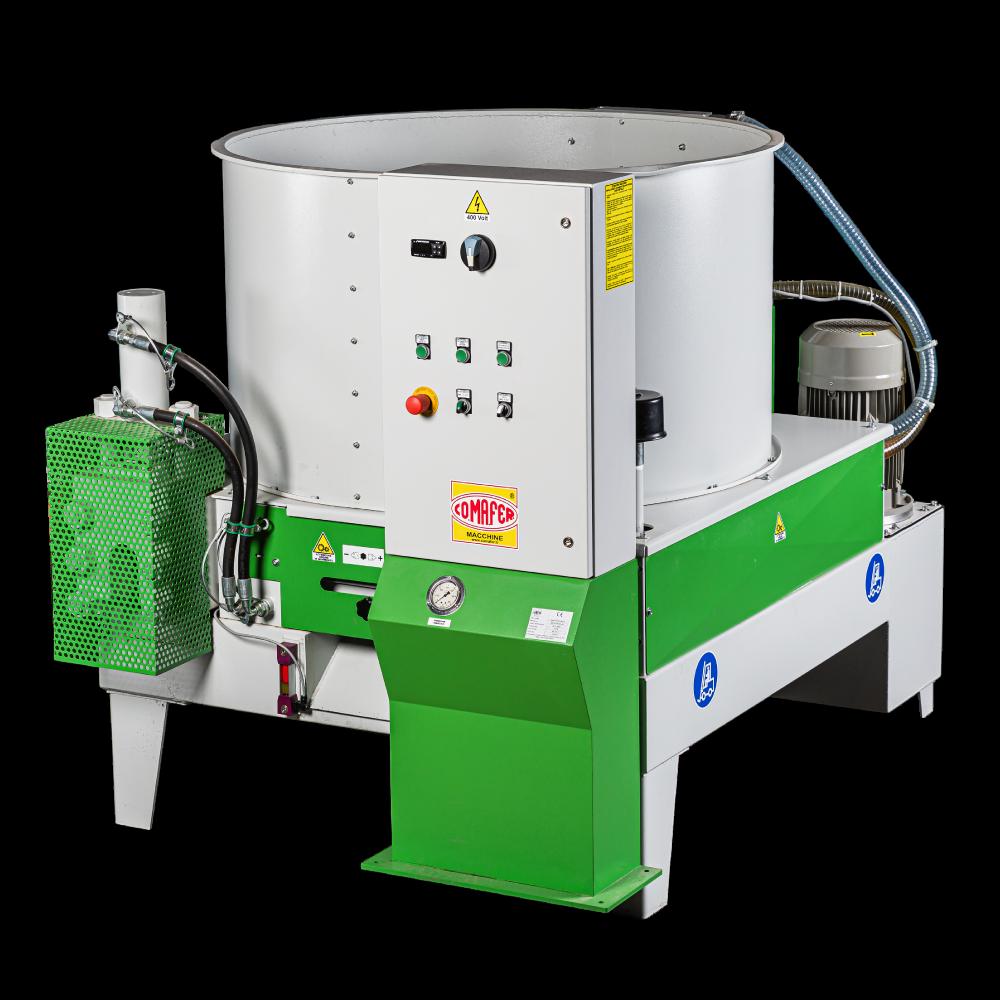 Metalpress 400 EVO briquetting press - CO.MA.FER. Macchine Srl