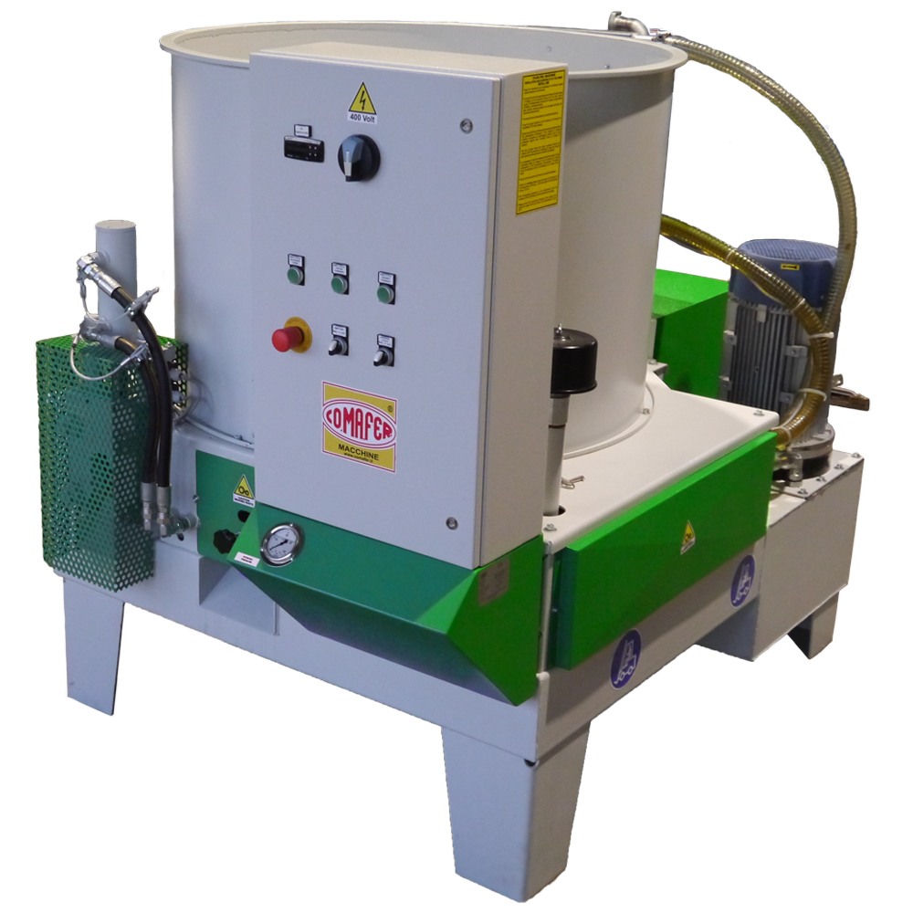 Metalpress 150 EVO briquetting press- CO.MA.FER. Macchine SRL