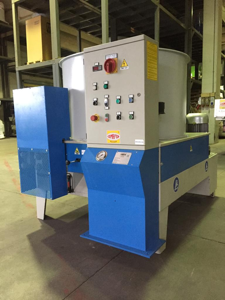 Metalpress 400 briquetting press  - CO.MA.FER. Macchine srl