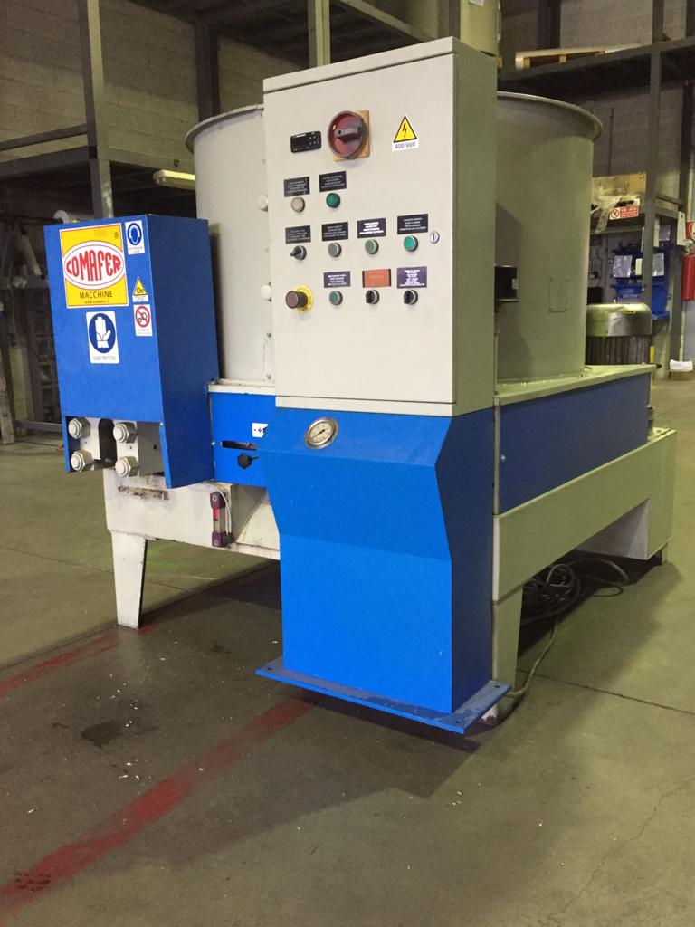 Briquetting press Metalpress 400  - CO.MA.FER. Macchine srl