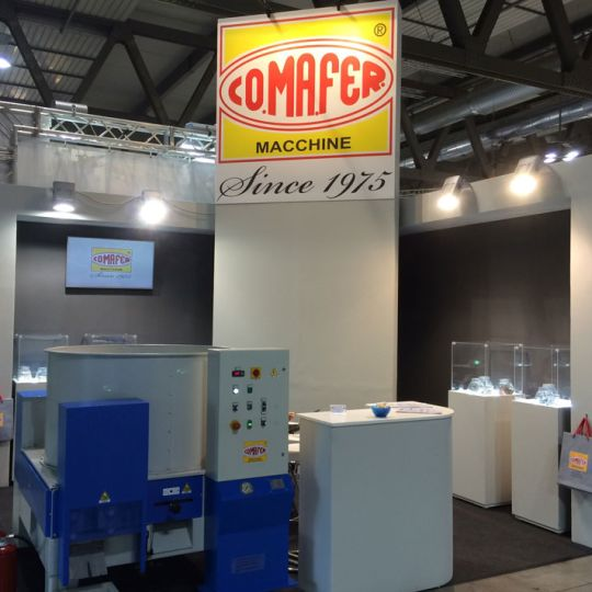 EMO Milano 2015 - CO.MA.FER. Macchine srl